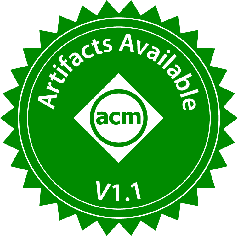 ACM Badge Artifact Available