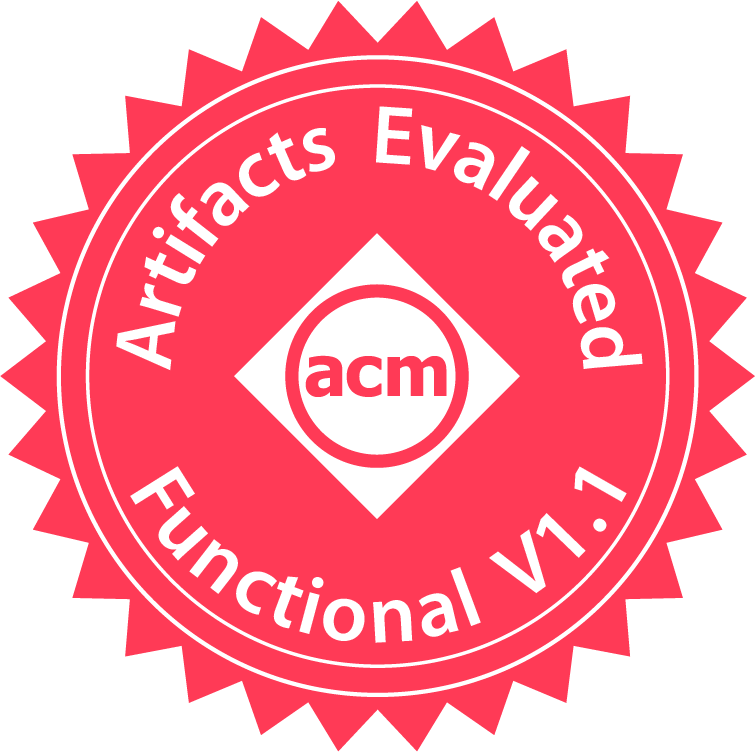 ACM Badge Artifact Functional
