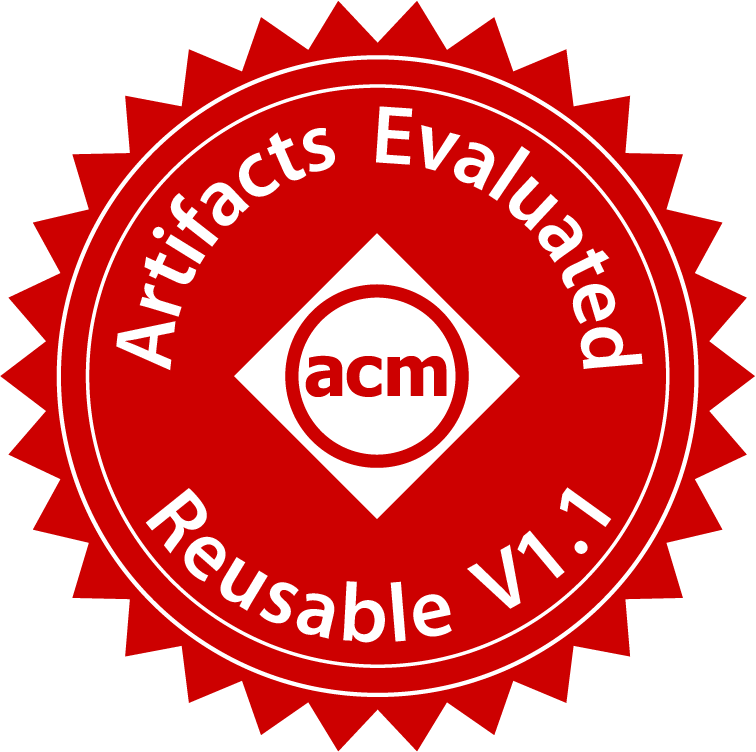 ACM Badge Artifact Reusable
